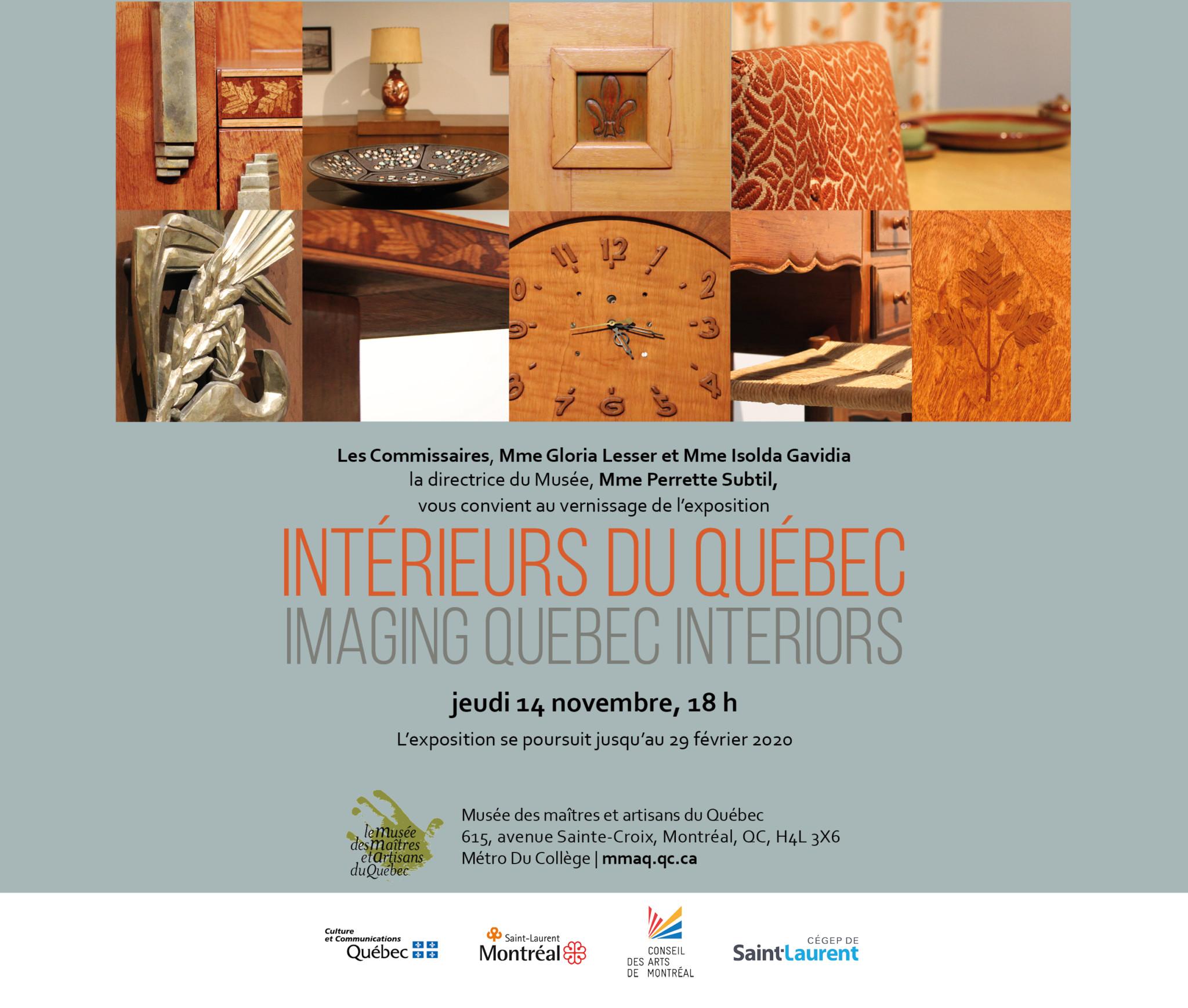 Intérieurs du Québec