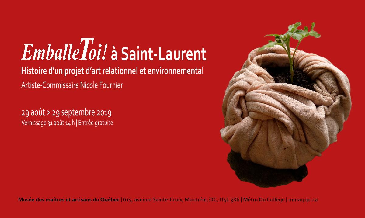 Emballe-Toi! à Saint-Laurent
