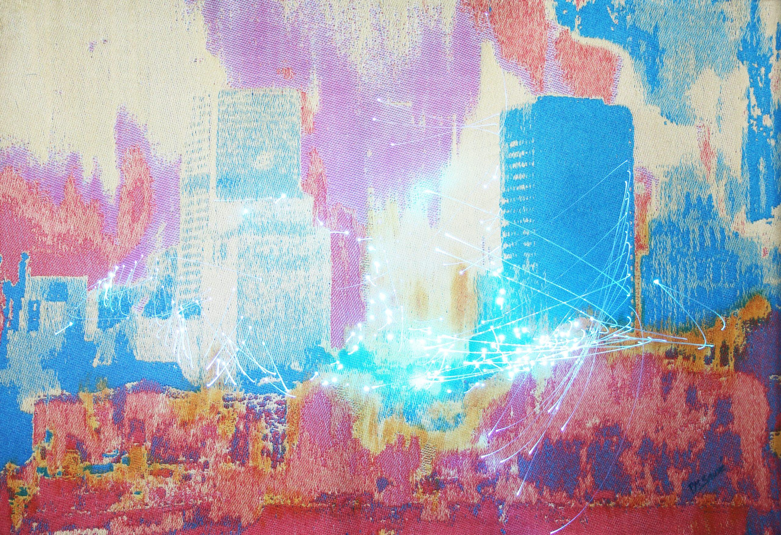 Vibrations sur fibres 21: Rétrospective Paulette-Marie Sauvé