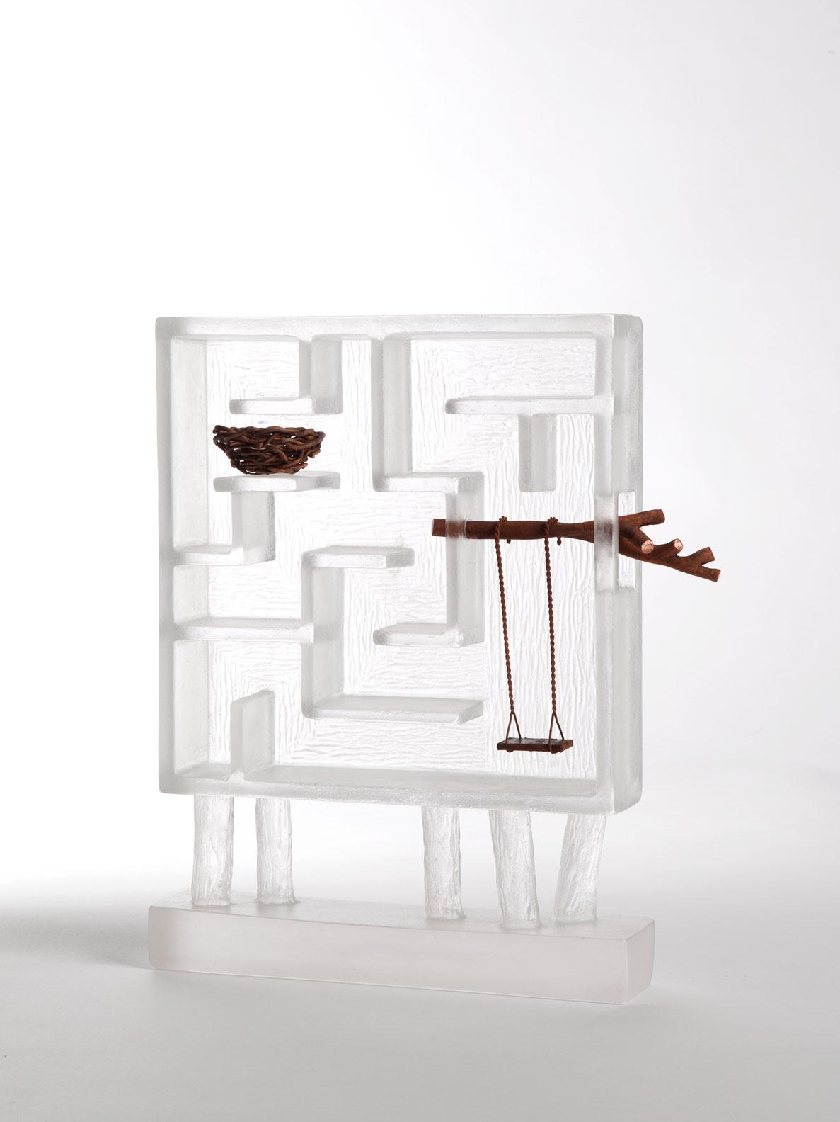 Carole Frève, Glass Sculptor