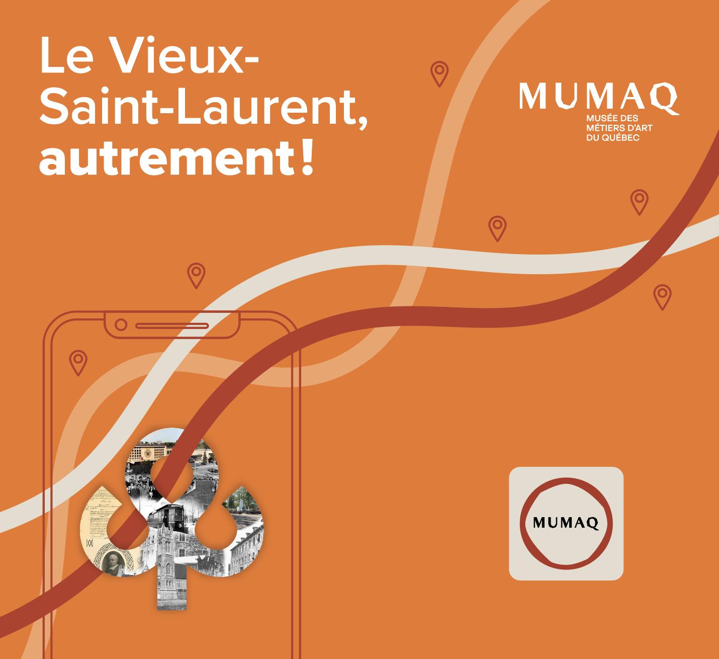 Nouveau parcours patrimonial dans Saint-Laurent